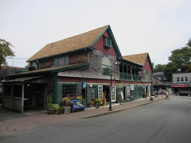 rusty the van - road trip - acadia - bar harbor